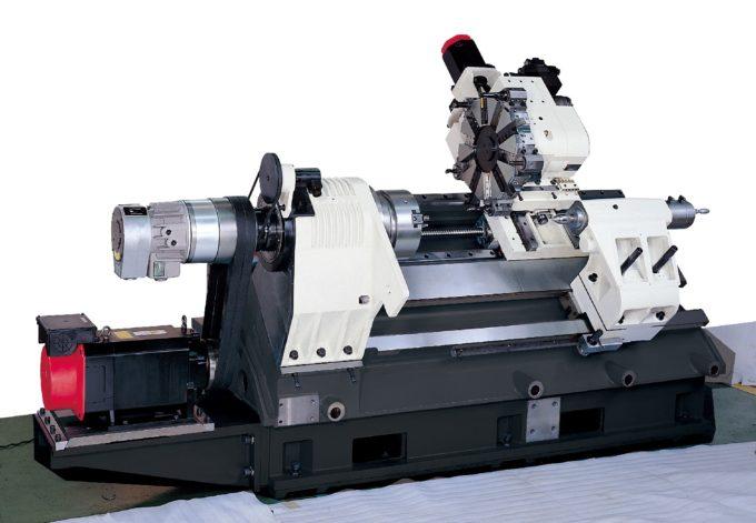 Токарный обрабатывающий центр FCL-300P