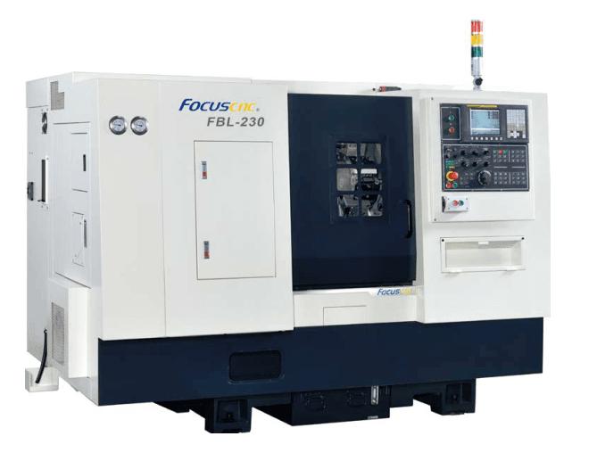 Токарный обрабатывающий центр FBL-230