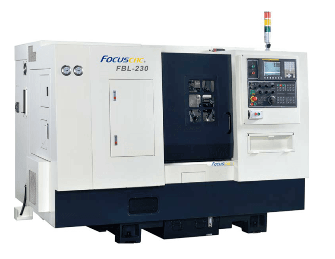 Токарный обрабатывающий центр FBL-230MC