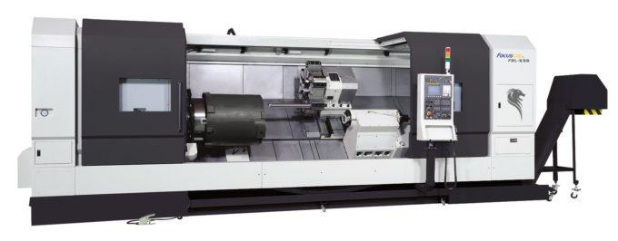 Токарный обрабатывающий центр FBL-520МC
