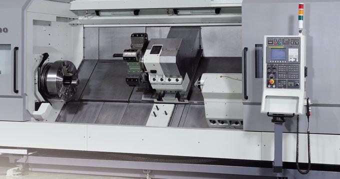 Токарный обрабатывающий центр FBL-520